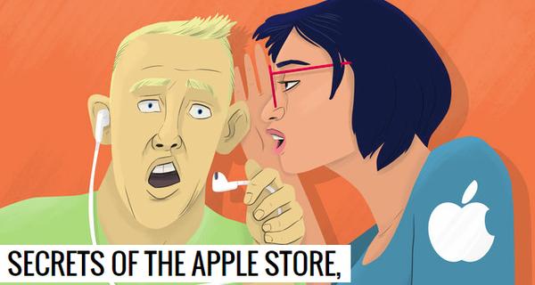 Sự thật về các cửa hàng Apple Store do chính các cựu nhân viên tiết lộ