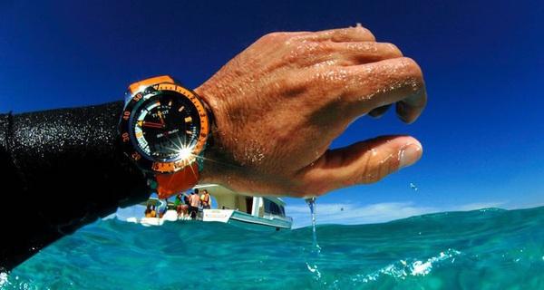 Đồng hồ có chức năng chống nước cũng không nên đeo khi tắm, vì đến cá cũng không thích điều này!