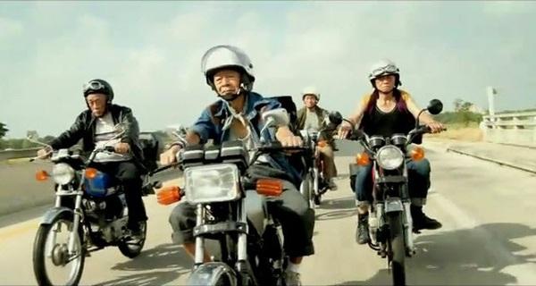 Bạn sống vì điều gì? 5 cụ ông 83 tuổi lái motor vòng quanh Đài Loan này có thể cho bạn câu trả lời!