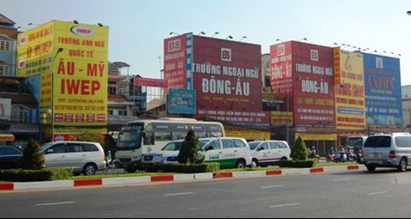 Biết người Việt chạy đua đi du học, các thương hiệu tư vấn, đào tạo tiếng Anh đổ xô vào Việt Nam