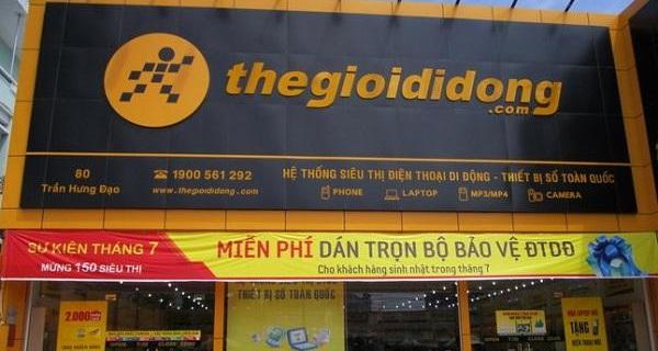 """TGDĐ bán hàng online """"giỏi"""" hơn cả Lazada và Zalora cộng lại, đứng đầu thị phần bán lẻ trực tuyến Việt Nam"""