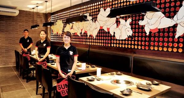 Thị trường F&B: Lãi như mở chuỗi nhà hàng?