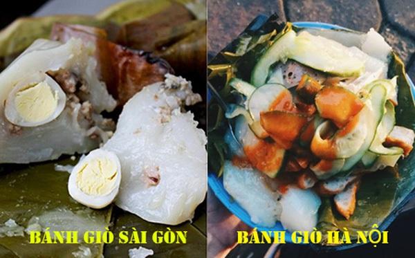 """Những món ăn cùng tên nhưng lại chẳng """"cùng kiểu"""" của Sài Gòn - Hà Nội"""
