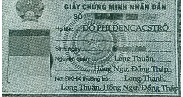 Từ năm 2017, sẽ không cho đặt tên con là Nguyễn Messi, Đỗ Phi ĐenCacstrô hay Trương San-U nữa