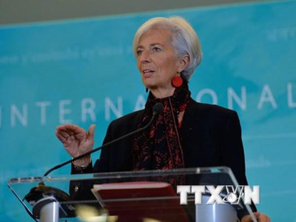 IMF chưa quyết định tham gia chương trình cứu trợ thứ 3 cho Hy Lạp