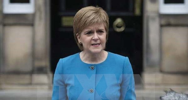 Thủ hiến Scotland tuyên bố về trưng cầu ý dân lần 2 tách khỏi Anh