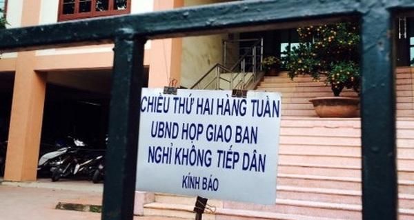 Hà Nội 'bêu tên' cơ quan chểnh mảng công vụ đầu năm
