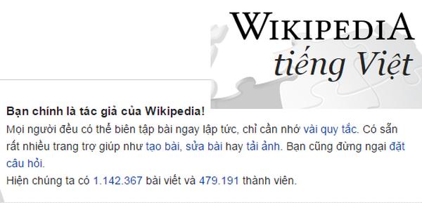 """Trời lạnh, người Việt vào bách khoa Wikipedia """"vẽ bậy"""" nhiều hơn"""