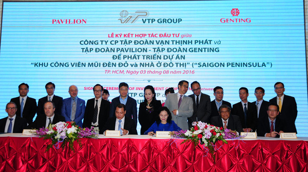 Nữ đại gia Trương Mỹ Lan đầu tư 6 tỷ USD vào siêu dự án công viên ở Quận 7, TPHCM