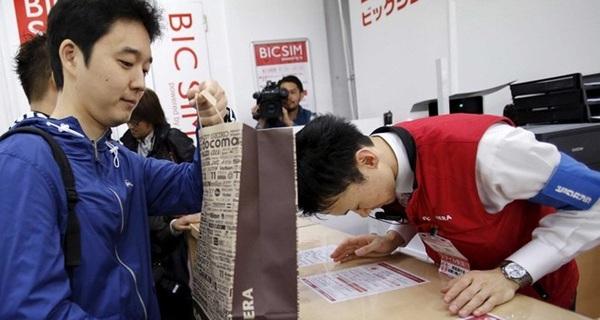 Vào siêu thị Nhật, 1 yen tiền thừa cũng tìm trả khách bằng được; Đi taxi Việt, dư vài nghìn khách đòi thì tỏ thái độ