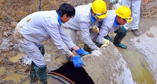 Hà Nội yêu cầu đẩy nhanh dự án đường ống nước TQ thắng thầu