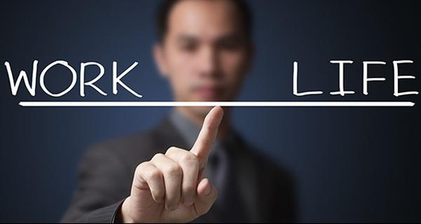 Kết hợp công việc với cuộc sống có thể tốt cho cả hai