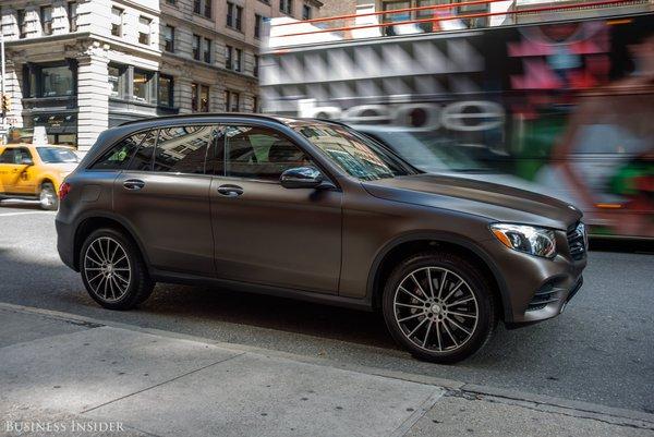 SUV - Cỗ máy kiếm tiền mới của các đại gia ô tô Audi, BMW, Mercedes