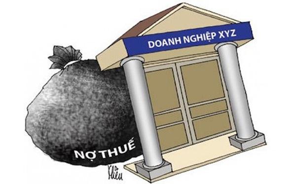 Hà Nội, Tp.HCM nêu danh hàng trăm doanh nghiệp nợ thuế