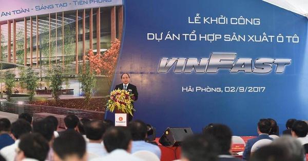 Thủ tướng: Ôtô không chỉ là ôtô, mà còn là thương hiệu quốc gia