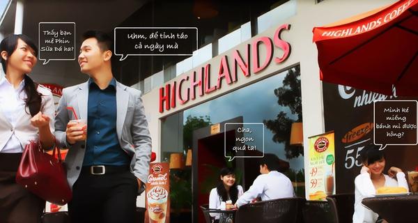 Highlands Coffee chặng đường đi đến thành công