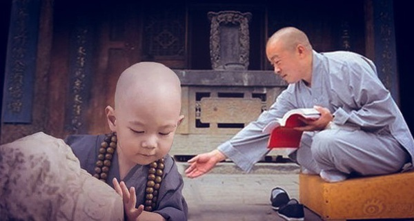 Sai tiểu hòa thượng đi bán đá, lời dặn của sư thầy đã cho chú tiểu bài học hữu ích cả đời