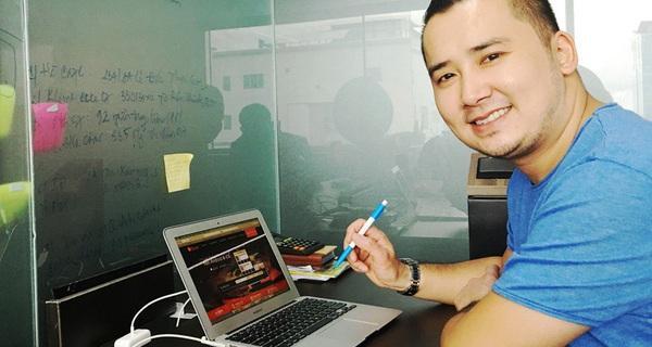 Từ bỏ mức lương nghìn Euro tại Pháp, chàng trai Việt kiều chọn hồi hương, startup ứng dụng đặt nhà hàng độc đáo