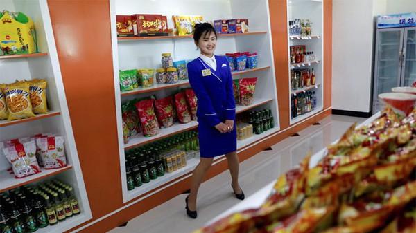 Cách mạng tiêu dùng âm thầm ở Triều Tiên