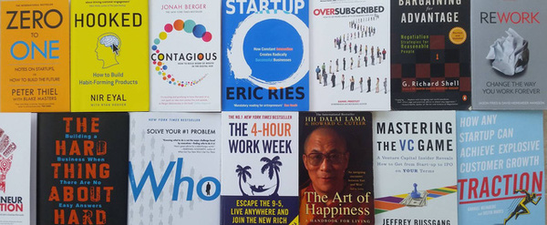 Những cuốn sách đáng đọc nhất cho các nhà sáng lập startup theo từng giai đoạn