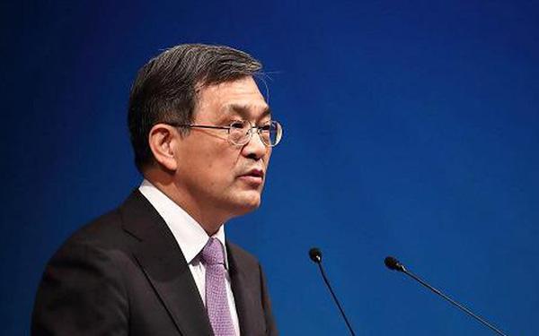 Vừa tuyên bố tin vui sắp đạt lợi nhuận kỷ lục trong lịch sử, CEO Samsung Electronics bất ngờ tuyên bố từ chức