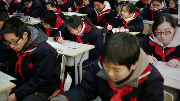 Vượt cả Đức, Mỹ, Nhật về Toán và các môn khoa học, đâu bí quyết khiến học sinh Thượng Hải giỏi đến vậy?