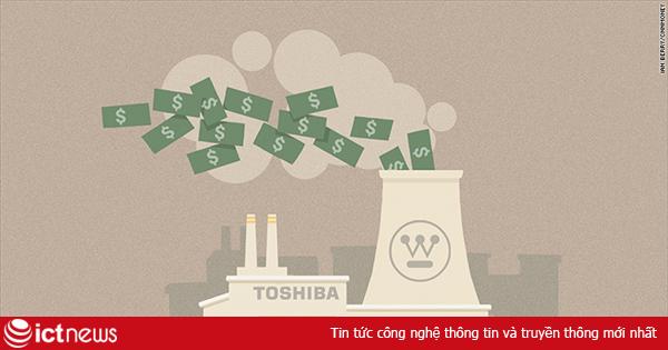 Toshiba quá to lớn, vì thế Nhật Bản không thể để công ty sụp đổ?