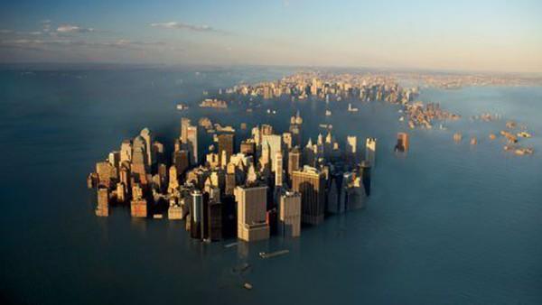 Lần gần nhất Trái Đất ấm lên, mức nước biển dâng cao hơn 9m