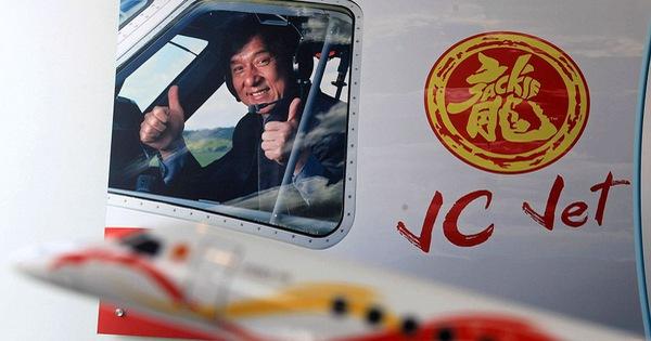 Cận cảnh siêu máy bay xa xỉ của tài tử Jackie Chan – Sang trọng và hoàn hảo như một cung điện trên không