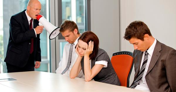 4 kiểu sếp khó ưa nơi công sở và cách đối phó với họ