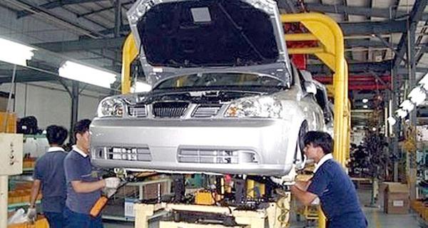 Ô tô nội 'lép vế' vì thuế tiêu thụ đặc biệt