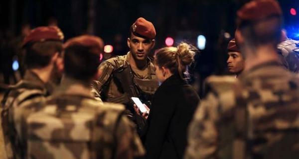Tổ chức IS nhận trách nhiệm vụ xả súng ở Paris