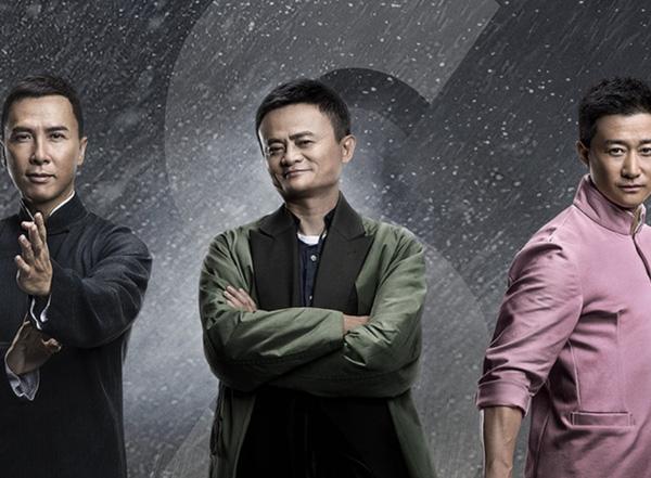Tỷ phú Jackma sẽ đóng phim võ thuật cùng dàn sao Lý Liên Kiệt, Châu Tử Đan, Ngô Kinh