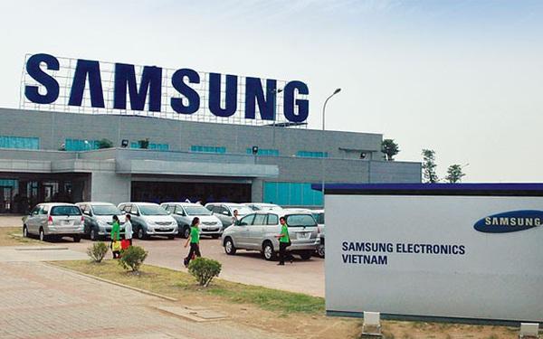Doanh thu Samsung tại Việt Nam lợi nhuận đạt 5 tỷ USD chỉ sau 9 tháng