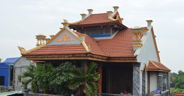 Đại gia chơi nhà gỗ lim 200 tỷ, cả làng làm ruộng cũng nhà cổ gỗ lim