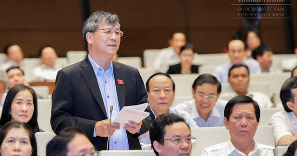 Đại biểu Nguyễn Anh Trí: Xin đừng để người dân giật mình vì thông tin vỡ quỹ bảo hiểm