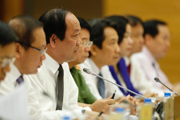 Để đạt mục tiêu tăng trưởng GDP 6,7%, Bộ Công Thương và Bộ Nông nghiệp được Chính phủ giao nhiều trọng trách