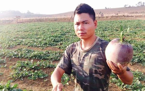 Chàng trai Việt làm giàu bên nước bạn Lào
