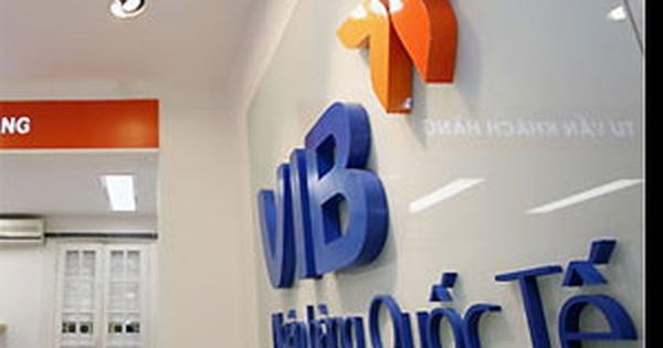 Cảnh báo việc giả mạo chữ ký Tổng giám đốc ngân hàng VIB
