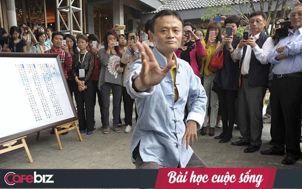 Tại sao Jack Ma và các tỷ phú Trung Quốc lại say mê luyện tập Thái cực quyền?