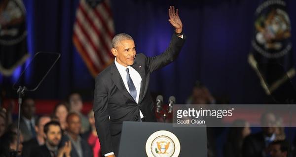 """[Trực tiếp] Barack Obama: """"Tôi là con vịt què"""""""