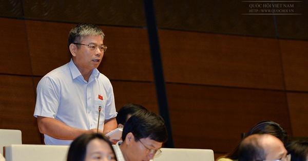 """Đại biểu Nguyễn Thanh Hồng: """"Bộ trưởng nói nhà sản xuất phải thông minh nhưng cử tri lại bảo nhà quản lý phải thông minh"""""""