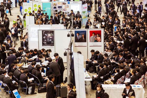 Cứ 1 việc ứng viên thì có tới 2 việc làm đang chờ, tới Tokyo không lo thất nghiệp!