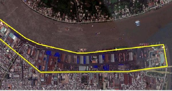 Khu phức hợp Nhà Rồng – Khánh Hội sẽ có hơn 3.100 căn hộ và 32 biệt thự