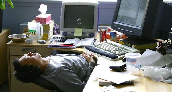 Khởi nghiệp và nơi bạn ngủ