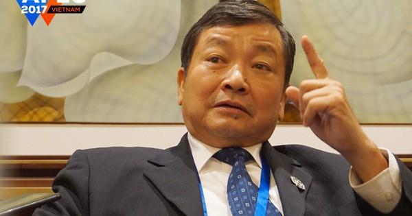 Chủ tịch Hội đồng tư vấn kinh doanh APEC: Đội ngũ CEO thế giới quy tụ ở Việt Nam lớn kỷ lục
