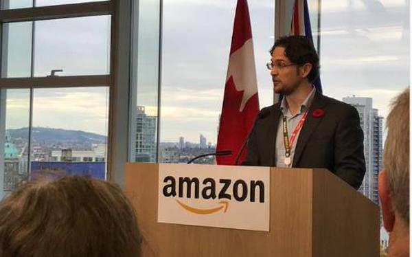 Công nhân có tay nghề cao dễ nhận được visa đến Canada làm việc cho Amazon