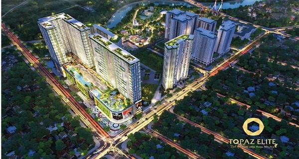 Vạn Thái Land công bố dự án vàng Topaz Elite