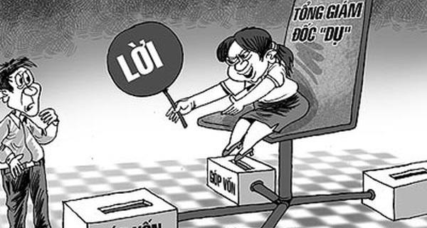 Nửa triệu người Việt ngừng bán hàng đa cấp