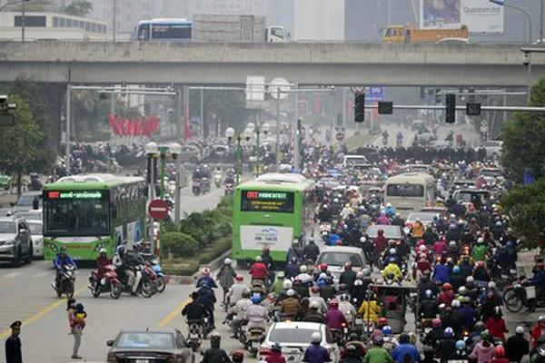 Chính thức phạt người lấn làn xe buýt BRT: Lắp camera ghi hình phạt nguội, phạt tại chỗ